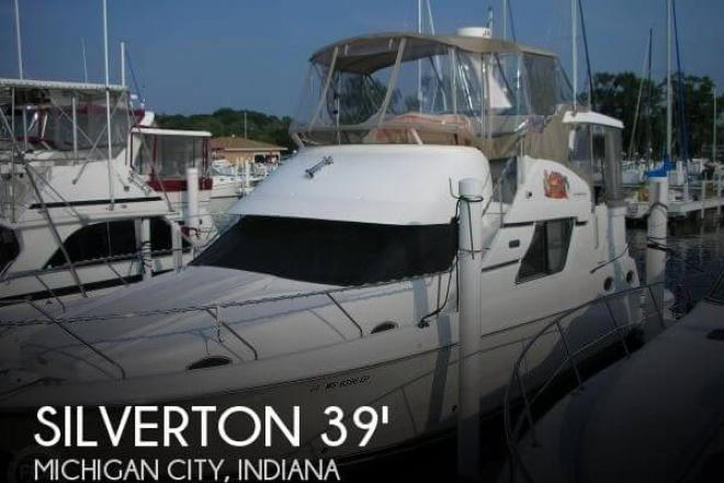 1999 Silverton 392 Motor Yacht - For Sale at Michigan City, IN 46360 - ID 93715
