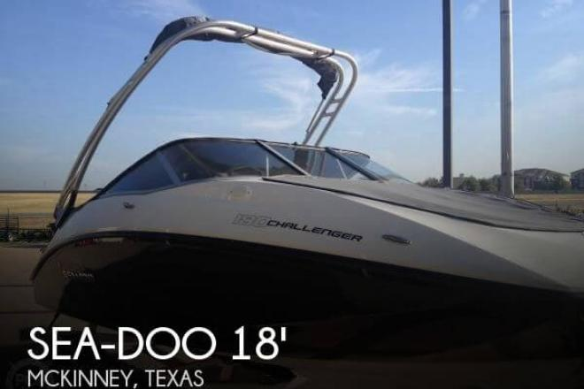 2012 Sea Doo 180 Challenger SE - For Sale at McKinney, TX 75069 - ID 82782
