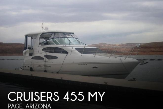 2008 Cruisers 455 MY - For Sale at Page, AZ 86040 - ID 105919