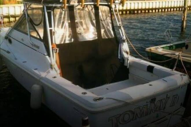 1998 Phoenix 27 Tournament Sport Fisherman - For Sale at Union, NJ 7083 - ID 81969