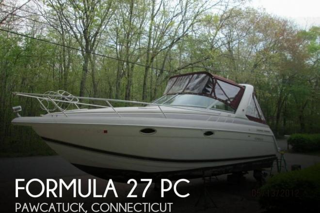 2000 Formula 27 PC - For Sale at Pawcatuck, CT 6379 - ID 82228