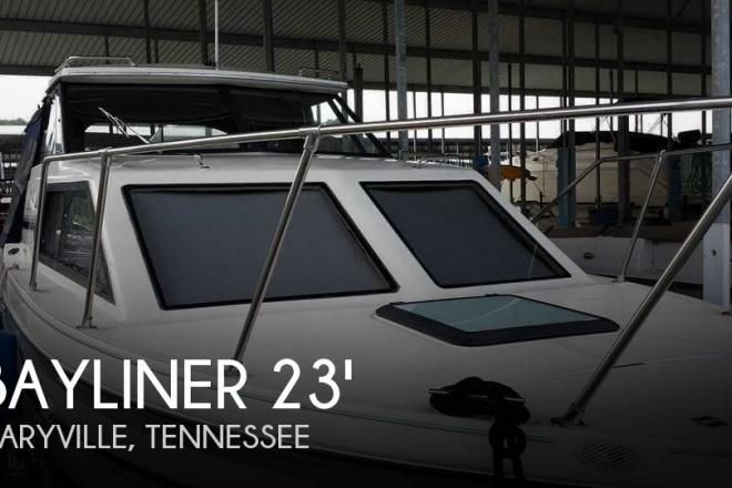1998 Bayliner 2452 Ciera Express - For Sale at Maryville, TN 37801 - ID 82174