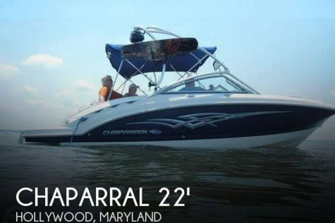 2011 Chaparral 224 Sunesta WideTech - For Sale at Hollywood, MD 20636 - ID 81529