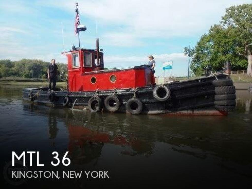 For Sale: 1940 MTL Marine 36 - $17,500 at Kingston, NY