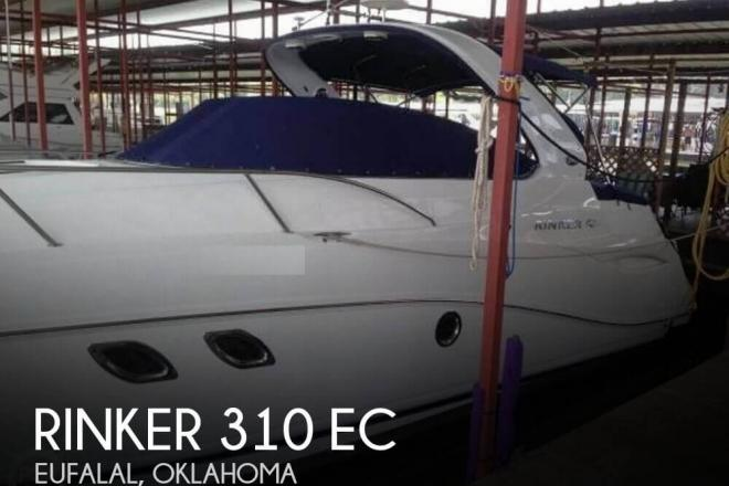 2011 Rinker 310 EC - For Sale at Eufaula, OK 74432 - ID 80993