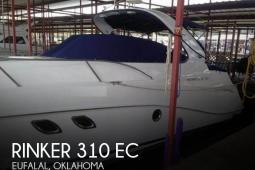 2011 Rinker 310 EC
