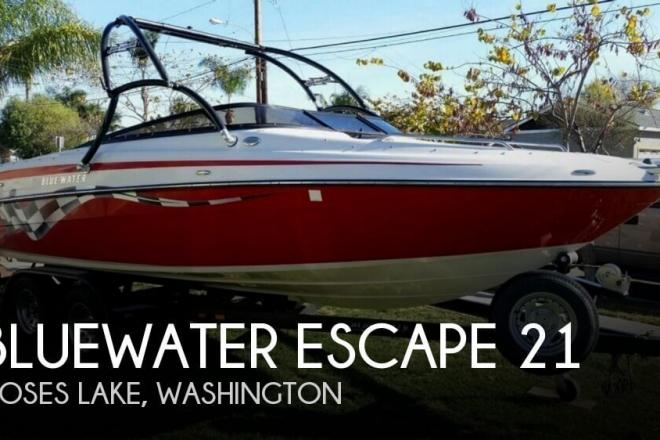 2007 Bluewater Escape 21 - For Sale at Moses Lake, WA 98837 - ID 83485