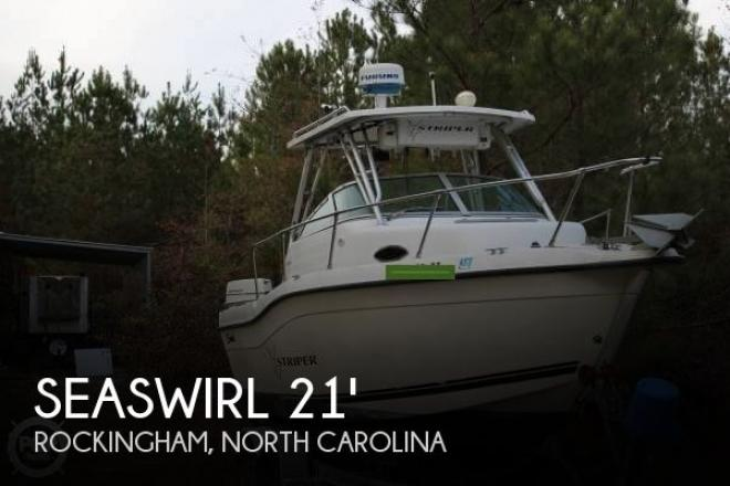 2000 Seaswirl 2100 Walkaround - For Sale at Rockingham, NC 28379 - ID 80017