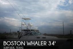 2000 Boston Whaler 34 Defiance