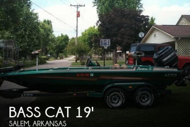 1994 Bass Cat 19 Pantera II - For Sale at Salem, AR 72576 - ID 79752