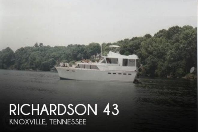 1962 Richardson 43 - For Sale at Knoxville, TN 37901 - ID 79661