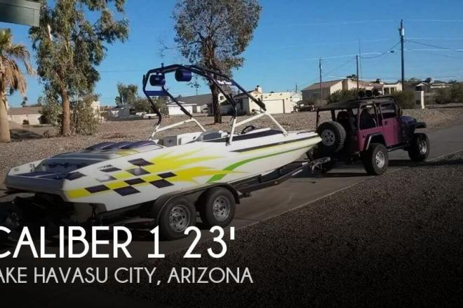 2001 Caliber 1 230 Velocity - For Sale at Lake Havasu City, AZ 86403 - ID 79312