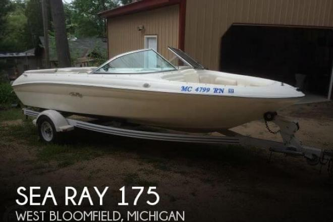 1998 Sea Ray 175 - For Sale at West Bloomfield, MI 48322 - ID 79310