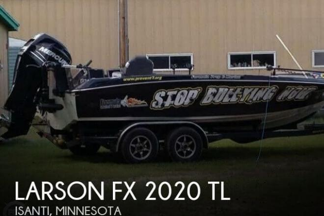 2014 Larson FX 2020 TL - For Sale at Isanti, MN 55040 - ID 79175