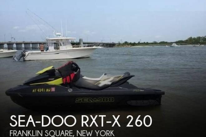 2013 Sea Doo RXT-X 260 - For Sale at Franklin Square, NY 11010 - ID 78064