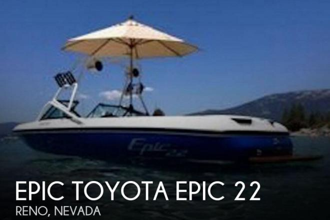 1999 Epic Toyota Epic 22 - For Sale at Reno, NV 89501 - ID 77934