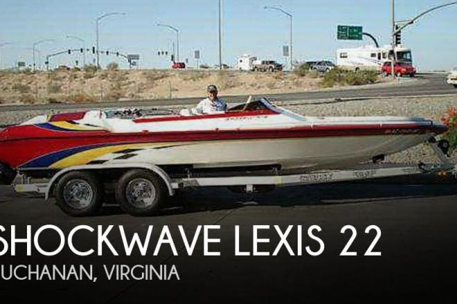 2002 Shockwave Lexis 22 - For Sale at Buchanan, VA 24066 - ID 77909