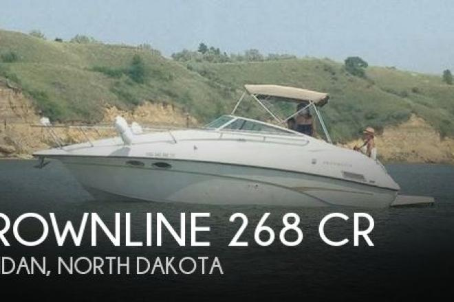 1999 Crownline 268 CR - For Sale at Mandan, ND 58554 - ID 77872
