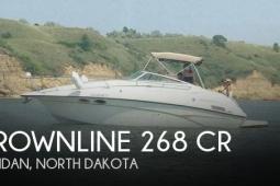 1999 Crownline 268 CR