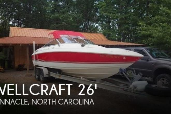 2002 Wellcraft Excalibur 260 - For Sale at Pinnacle, NC 27043 - ID 81067
