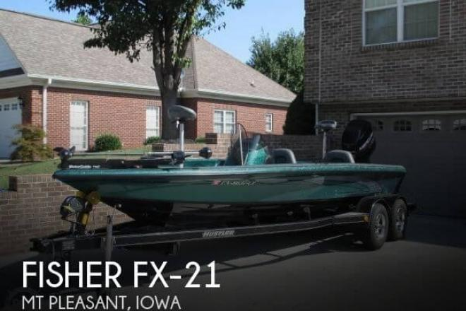 1998 Fisher FX-21 - For Sale at Mt Pleasant, IA 52641 - ID 77648