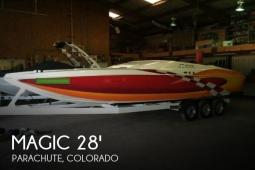 2002 Magic 28 FT Power Cat
