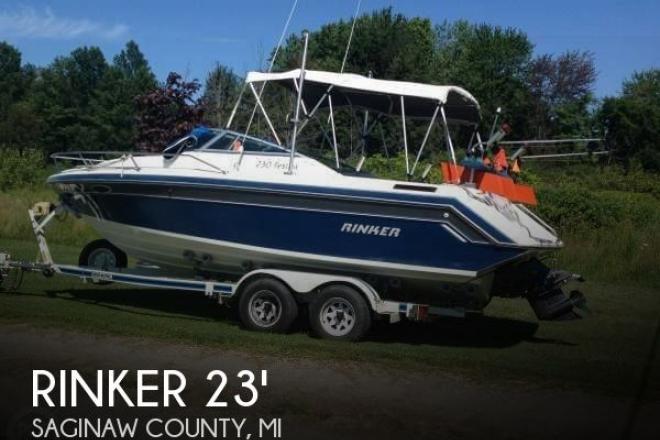 1989 Rinker 230 Festiva - For Sale at Saginaw, MI 48638 - ID 77155