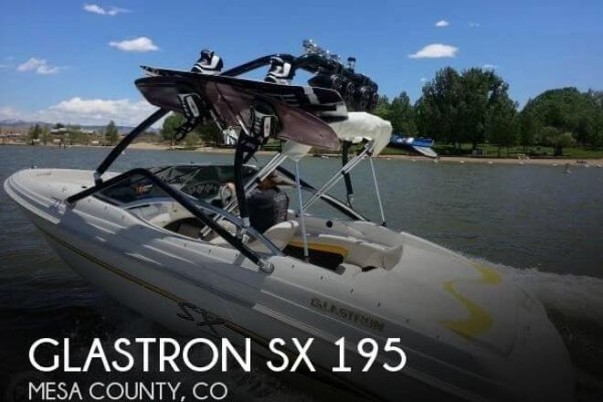 2005 Glastron SX 195 - For Sale at Grand Junction, CO 81501 - ID 75577