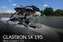 2005 Glastron SX 195