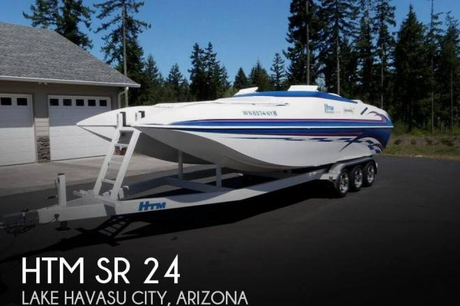 2001 HTM SR 24 - For Sale at Lake Havasu City, AZ 86403 - ID 77017