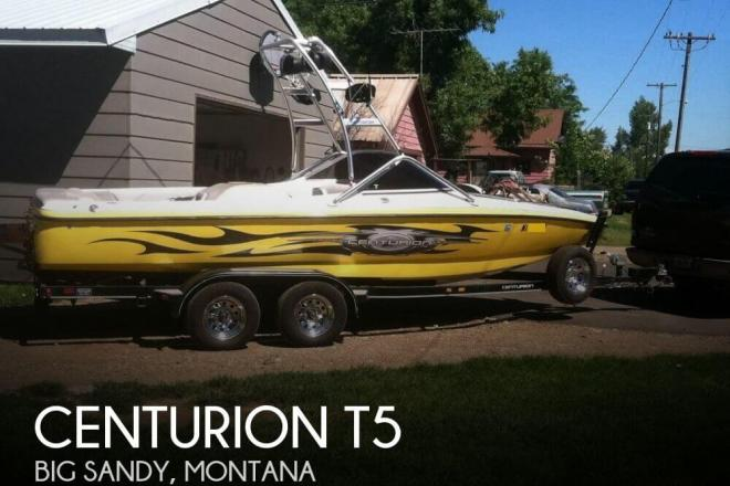2006 Centurion T5 - For Sale at Big Sandy, MT 59520 - ID 93730