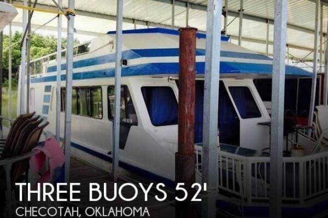 1987 Three Buoys 52 Sunseeker - For Sale at Checotah, OK 74426 - ID 93675