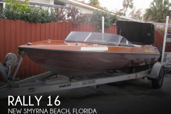 1975 Rally 16 - For Sale at New Smyrna Beach, FL 32168 - ID 82394