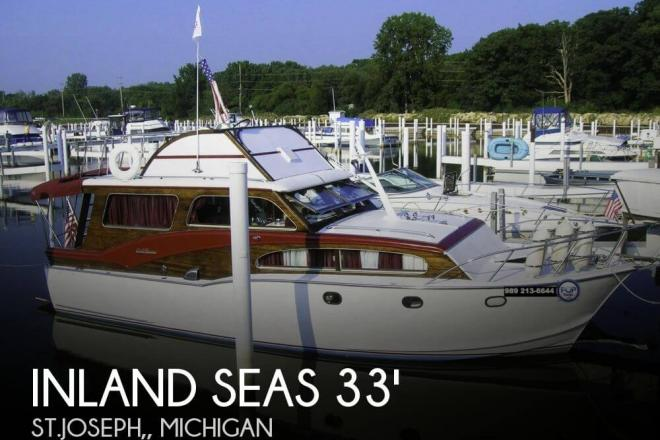 1961 Inland Seas 3306 STEEL CLIPPER - For Sale at Benton Harbor, MI 49022 - ID 74115