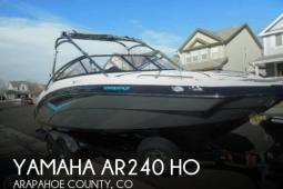2014 Yamaha AR240 HO