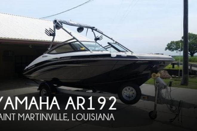 2013 Yamaha AR192 - For Sale at Saint Martinville, LA 70582 - ID 93732