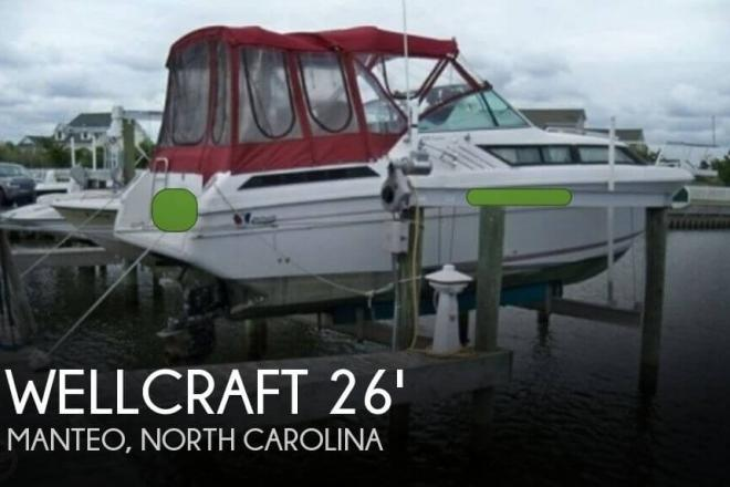 1991 Wellcraft 2600 Express Cruiser - For Sale at Manteo, NC 27954 - ID 73138