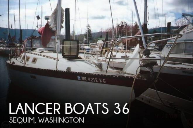 1981 Lancer 36 - For Sale at Sequim, WA 98382 - ID 75732