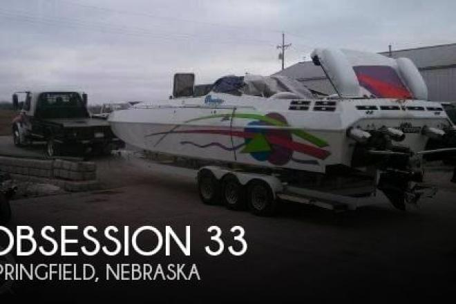 1995 Obsession 33 - For Sale at Springfield, NE 68059 - ID 73721