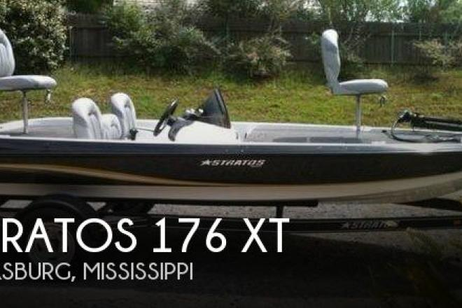 2011 Stratos 176 XT - For Sale at Vicksburg, MS 39183 - ID 72497