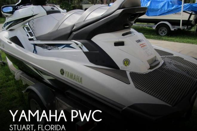 2015 Yamaha Waverunner FX SVHO Cruiser - For Sale at Stuart, FL 34994 - ID 73004