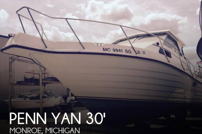 1997 Penn Yan 305 Rampage - For Sale at Monroe, MI 48161 - ID 73122