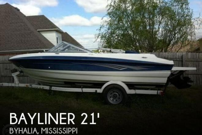 2008 Bayliner 195 Runabout BR - For Sale at Byhalia, MS 38611 - ID 71042