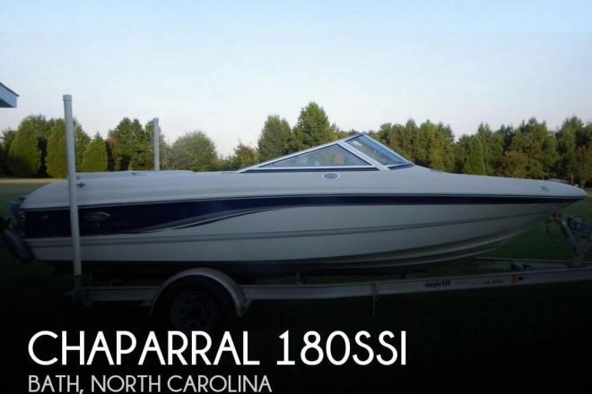 2006 Chaparral 180SSI - For Sale at Bath, NC 27808 - ID 72316