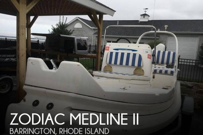 2003 Zodiac Medline II - For Sale at Barrington, RI 2806 - ID 102836