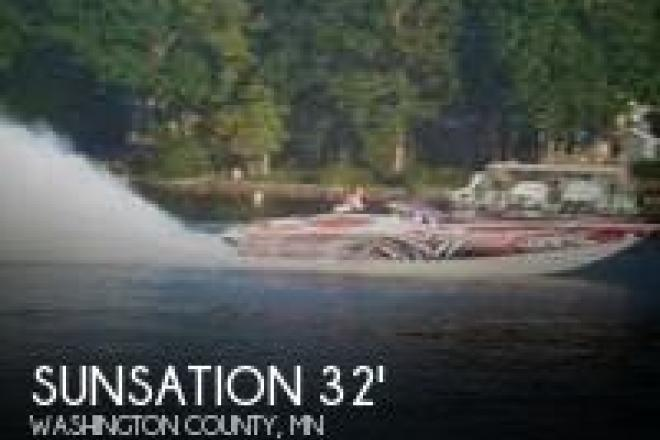 2001 Sunsation 32 Dominator - For Sale at Forest Lake, MN 55025 - ID 70252