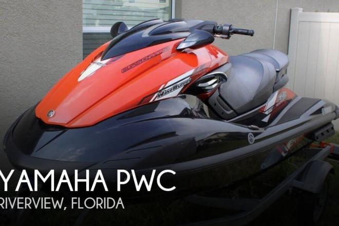 2014 Yamaha 11 Waverunner FZS - For Sale at Riverview, FL 33568 - ID 70035