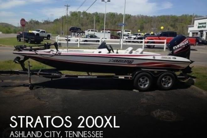 2007 Stratos 200XL - For Sale at Ashland City, TN 37015 - ID 69917