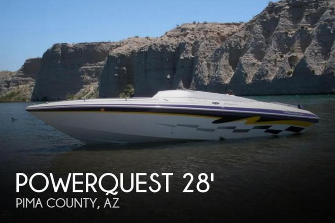 2001 Powerquest 280 Silencer - For Sale at Lake Havasu City, AZ 86403 - ID 69841