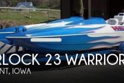 1996 Warlock 23 Warrior